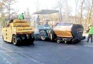 В Бишкеке отремонтировано 2,5 километра дорог