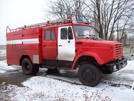 В Ноокатском районе сдано в эксплуатацию новое здание пожарной части