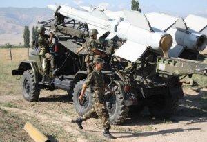 Русское оружие для армии Кыргызстана