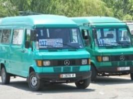 Забастовка маршруток в Бишкеке продолжается. Мэрия привлекает дополнительные автобусы на линии