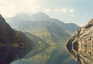 Казахстан намерен обсудить с Кыргызстаном вопросы использования вод Сырдарьи