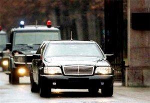 Руководство страны ездит на машинах семьи Бакиевых