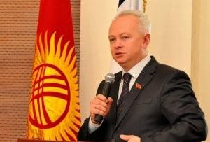 В Бишкеке состоялось расширенное заседание политсовета партии «Замандаш-Современник»