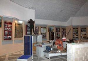 Чтобы успеть сдать объекты к празднованию 200-летия Курманджан Датки, строители будут работать в две смены