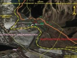 Конфликт на кыргызско-таджикской границе: причины и версии