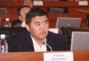 Камчыбек Ташиев: «Марат Султанов не из нашей партии»