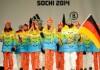 Кто в чем на Олимпийские игры
