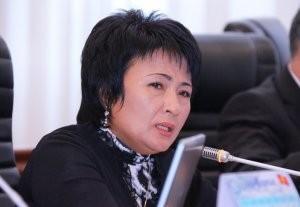 Талиева не явилась на предзащиту своей диссертации