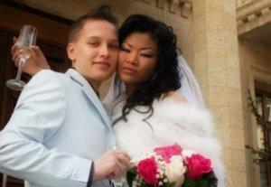 Лесби свадьба в караганде убили