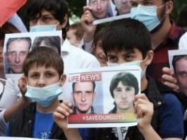 «Народный мэр» Славянска предложил поменять журналистов на пленных