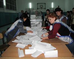 Члены ЦИК могут быть избраны раньше, чем примут соответствующий закон