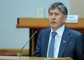 Алмазбек Атамбаев оказался недоступен рабочей группе омбудсмена