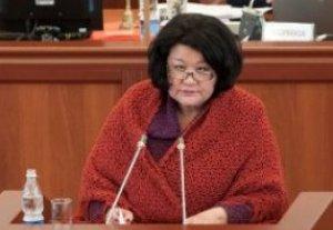 Жылдызкан Жолдошева: я удовлетворена 5-м каналом