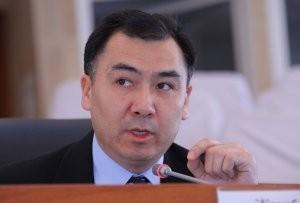 Равшан Жээнбеков: Сорос желает только добра Кыргызстану