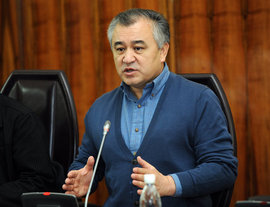 Омурбек Текебаев предлагает сменить гендиректора «Пятого канала»
