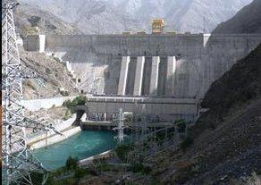 Уровень воды в Токтогульской ГЭС — 19 миллиардов 452 миллиона кубометров