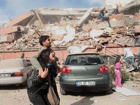 Депутаты почтили память погибших в ходе землетрясения в Турции