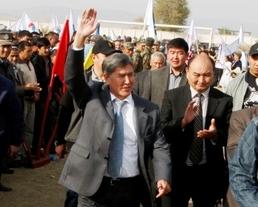Алмазбек Атамбаев: «Каждый кыргызстанец должен иметь свой дом»
