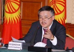 Ахматбек Келдибеков: Из госбюджета на Аппарат Жогорку Кенеша мы просим 740 миллионов сомов