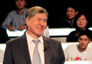 Алмазбек Атамбаев: Бюджет 2011 года будет выполнен и перевыполнен