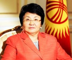 Роза Отунбаев снова в игре?