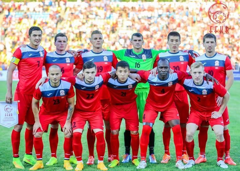 сборная КР по футболу