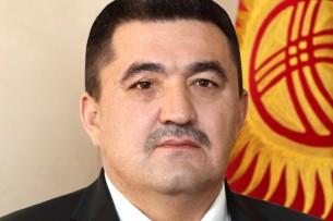 Задержан мэр Бишкека Албек Ибраимов