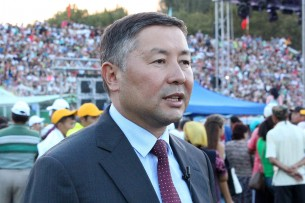 Одна из проигравших тендер на строительство дороги Балыкчи – Корумду компания принадлежит члену партии «Кыргызстан»