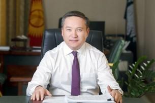Замирбек Осмонов назначен председателем Госслужбы по борьбе с экономическими преступлениями