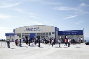 Открываются авиарейсы из Ташкента и Новосибирска на Иссык-Куль