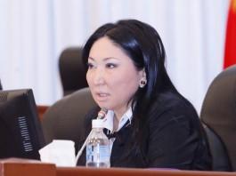 Чолпон Султанбекова: Никто не сможет лишить меня мандата