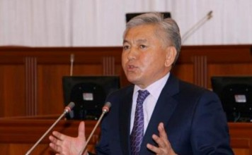 ГКНБ предоставит Генпрокуратуре материалы в отношении Омуркулова в течение 15 дней