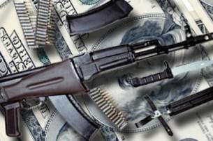 В Бишкеке задержан торговец оружием
