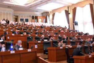 Жогорку Кенеш утвердил дату выборов президента Кыргызстана