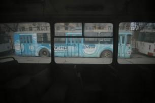 Водители троллейбусов в Оше прекратили забастовку