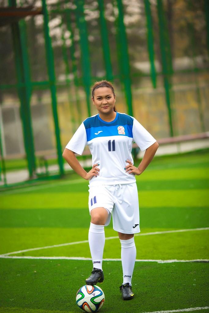 Девушки в футболе доклад 7784