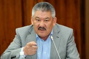 Дело Текебаева: Бекназаров предложил привлечь его к ответственности по делу «Мегакома»