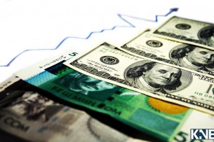 Нацбанк Кыргызстана продал  53,7 млн долларов США, чтобы сгладить резкие колебания обменного курса