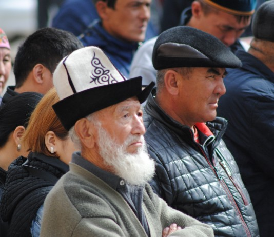 МВД: В Таласе прошел митинг-собрание