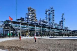 После снижения налоговых споров в 24 раза завод «Джунда» приступил к работе