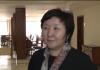 Глава Верховного суда заработала больше чем президент Кыргызстана