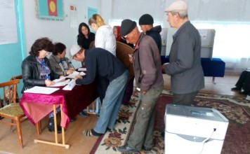 На выборах на некоторых избирательных участках людей открыто запугивали — Бабакулов