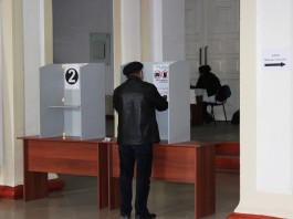 На выборах в горкенеш Оша лидирует партия СДПК