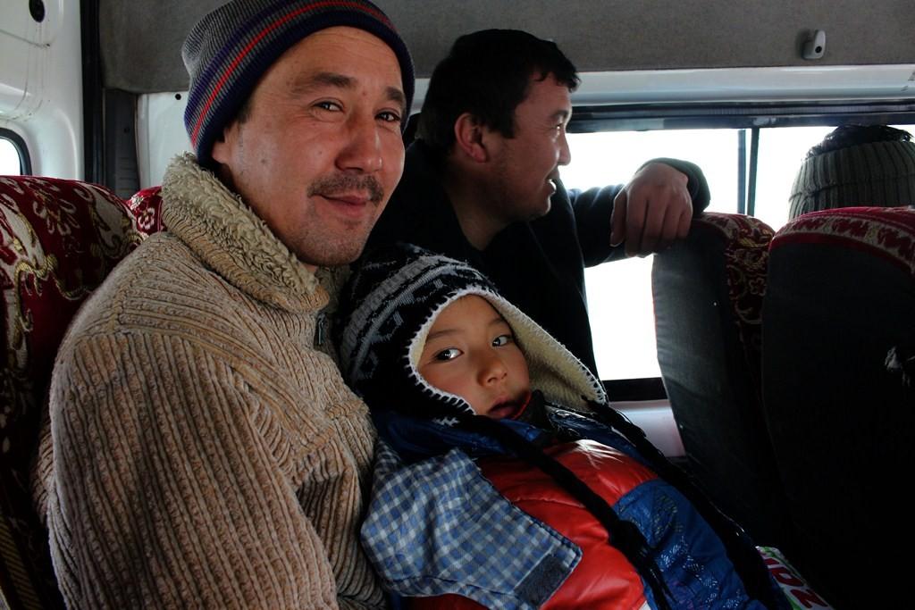 этнические кыргызы, живущие в турецкой провинции Ван