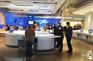 Бизнес-экскурсия кыргызстанцев в компании Microsoft