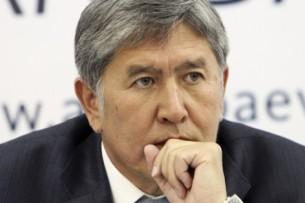 Атамбаев выразил соболезнования президенту Венгрии в связи с гибелью школьников в ДТП в Италии