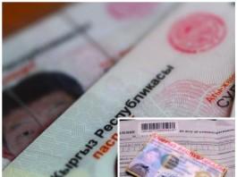 На юге Кыргызстана выдали водительские права человеку с психическим расстройством