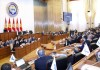 Атамекеновцы хотели покинуть зал заседания в знак протеста. Парламент не считается с мнением оппозиции
