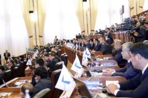 С начала 2017 года на содержание Жогорку Кенеша из бюджета потратили 479 млн сомов