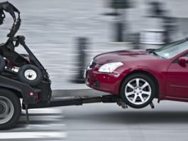 Принудительная эвакуация автомобилей узаконена